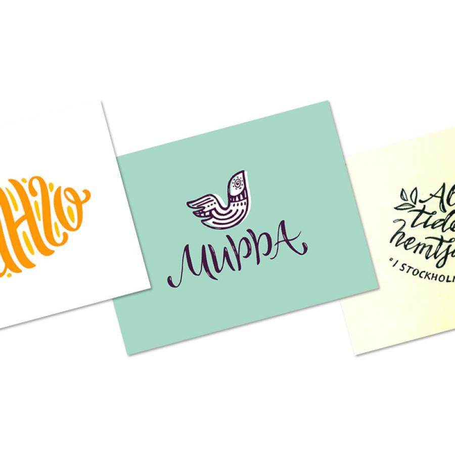 Logo Design: The Work of Rita Konik