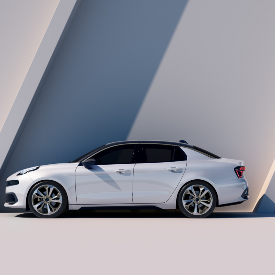LYNK & CO: Introducing 03 Concept