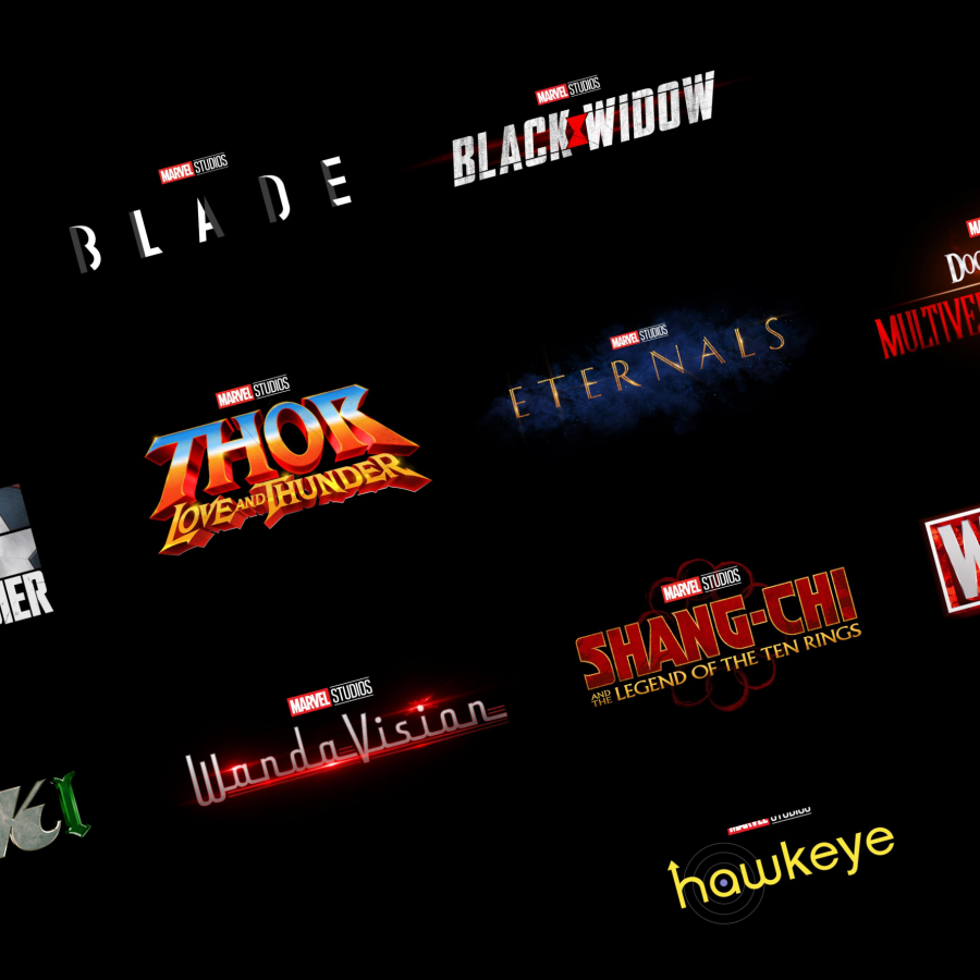 #SDCC: Marvel unveiling its Phase 4. Our look at its logo designs