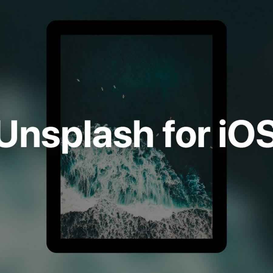 Unsplash for iOS: Creation starts here