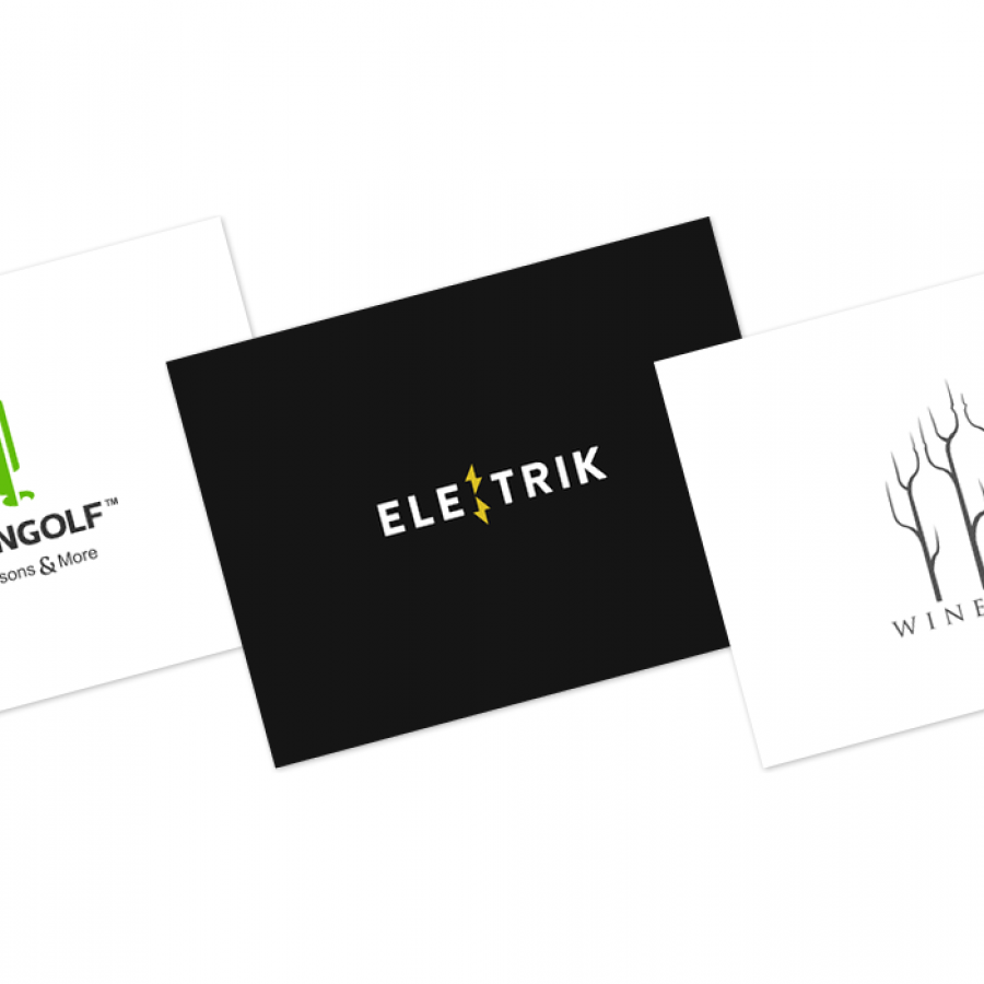 Logo Design: More Negative Space