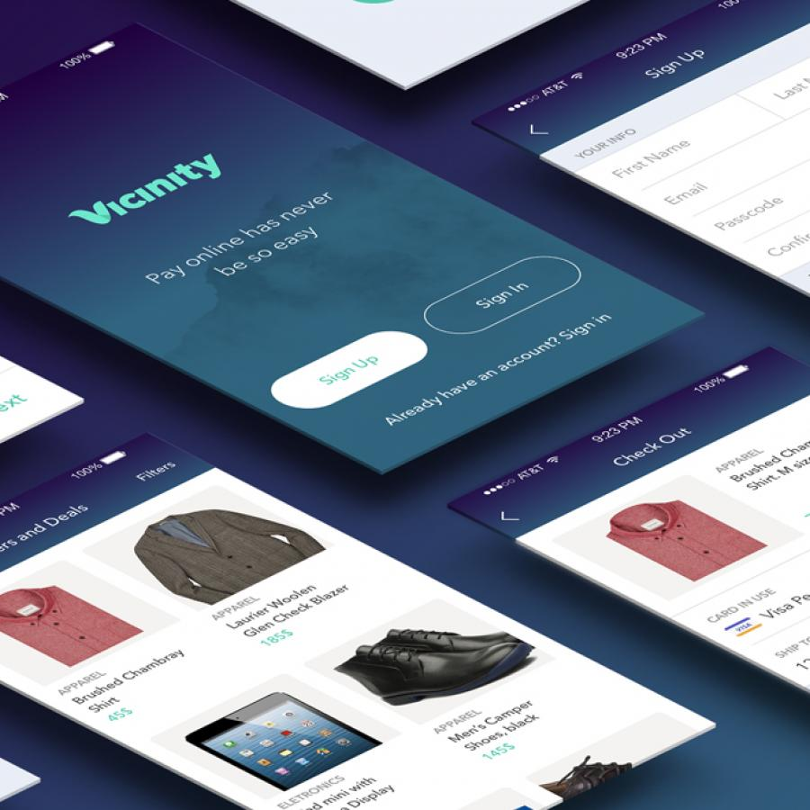 UI/UX Works by Pietro Schirano