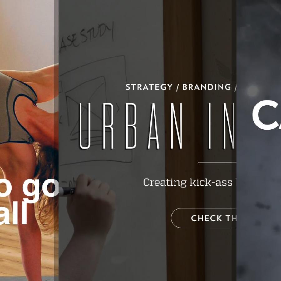 Sites of the Week: Urban Influence, Kaber, David Kind and more
