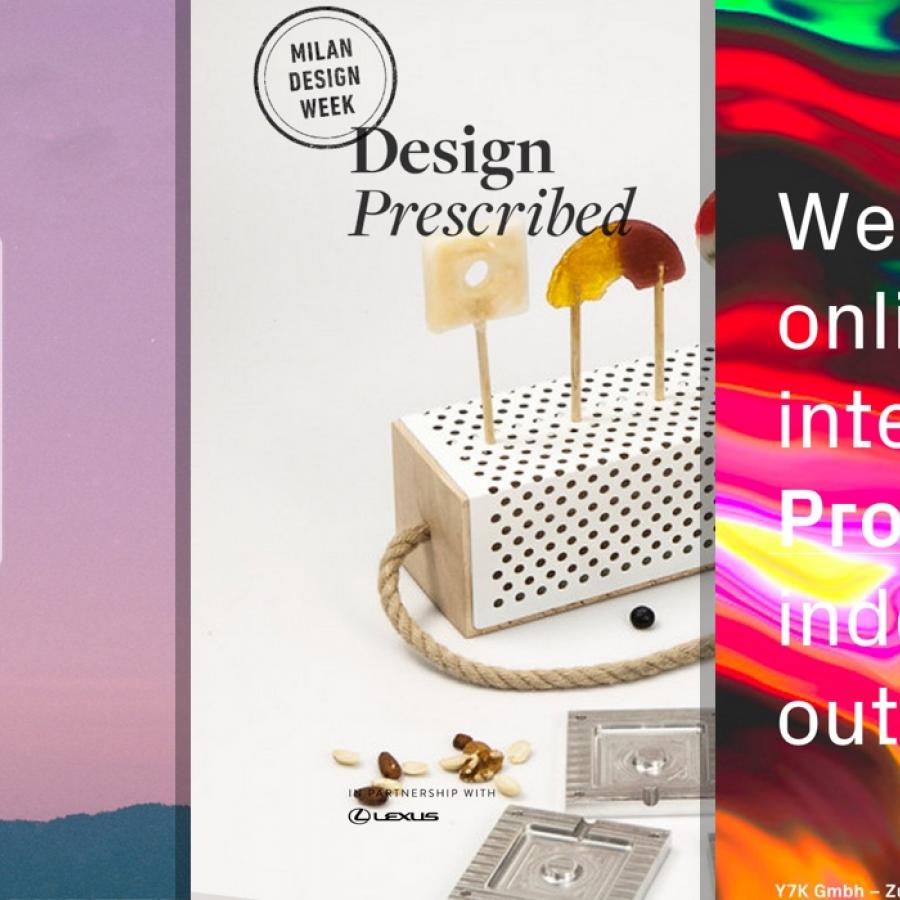Sites of the Week: The Spaces, Y7K, Kontor and more