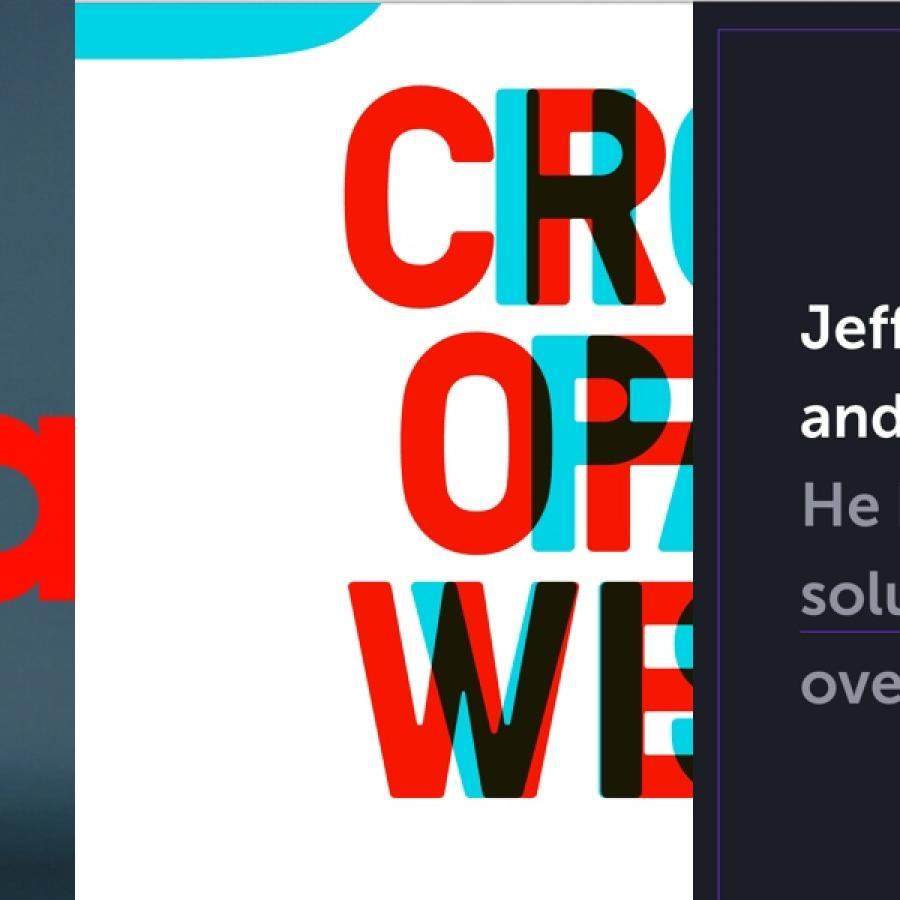 Sites of the Week: Bolden, Aaron Porter, Jeffrey Peltzman and more