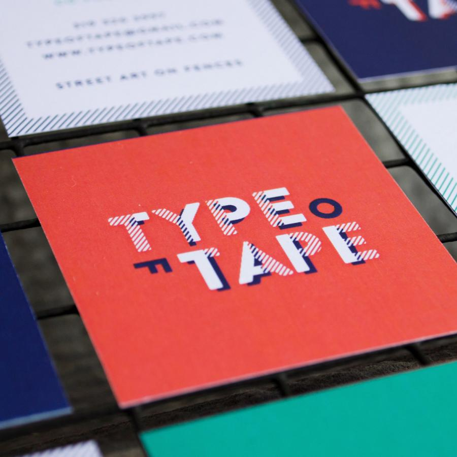 Typography and Branding: Type of Tape