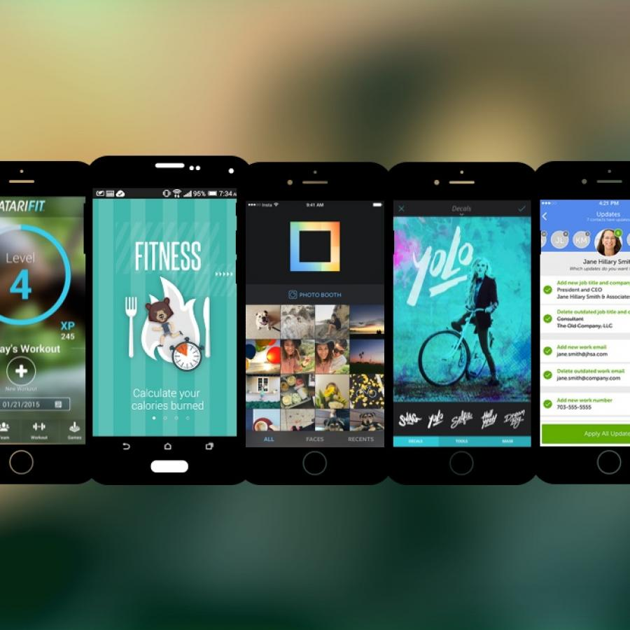 Weekly Apps: Layout, CircleBack, Enlight and more