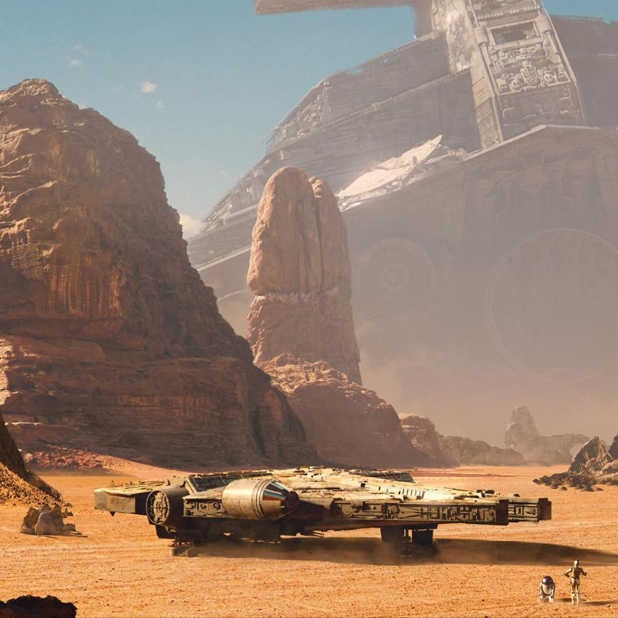 Environment Design Concepts by Wojtek Fus
