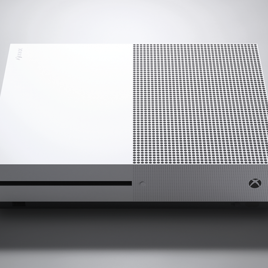 Designing the XBOX One S