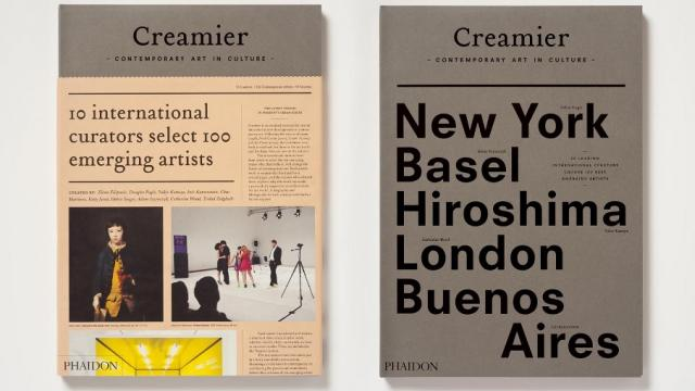 Editorial Design Inspiration: Creamier