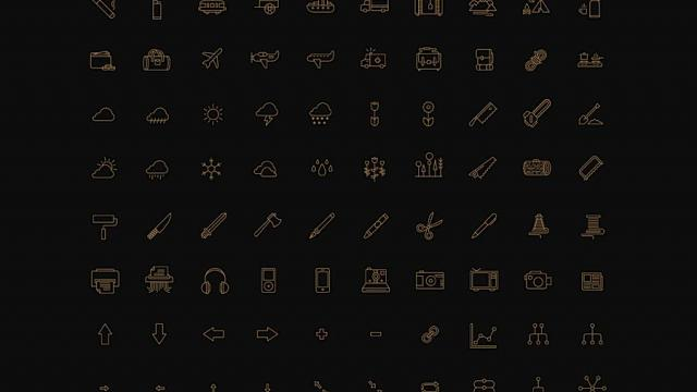 Icon Designs by Tim Boelaars