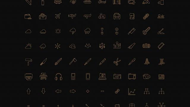 Icon Designs by Tim Boelaars