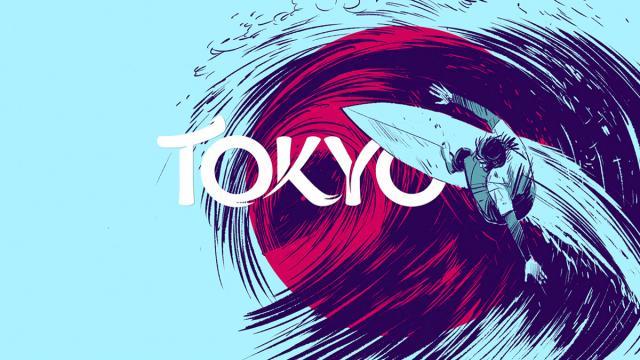 Beautiful NBC Olympics Tokyo 2020 Branding by MOCEAN