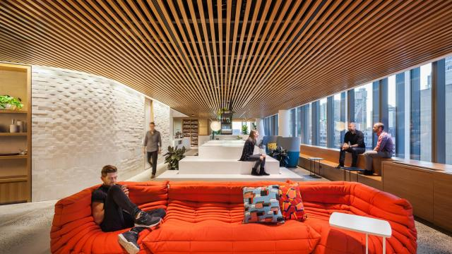 Architecture: Inside the Dropbox Offices in Sydney