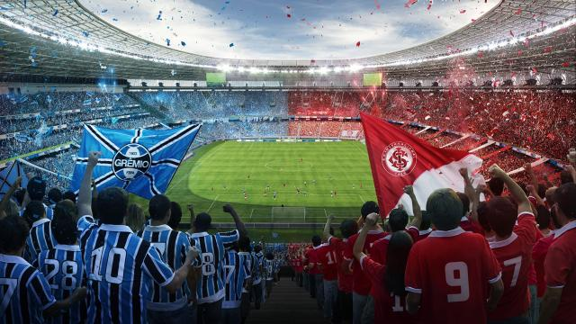 Case Study: Inter x Gremio Stadium