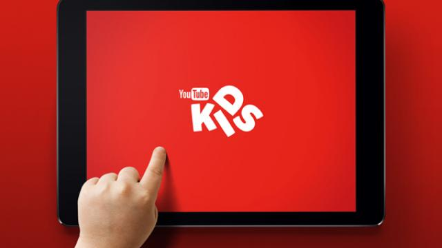 YouTube Kids!