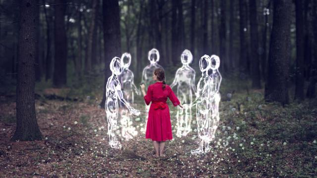 Contemplative Photography by Aliza Razell