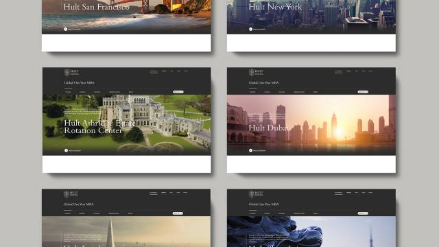 UI/UX Hult International School