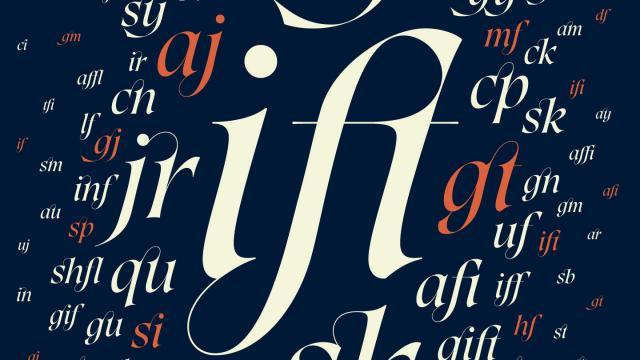 Typography Mania #167
