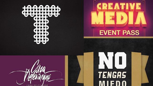 Typography Mania #179