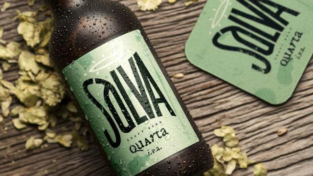 Identity & Packaging of Salva Craft Beer
