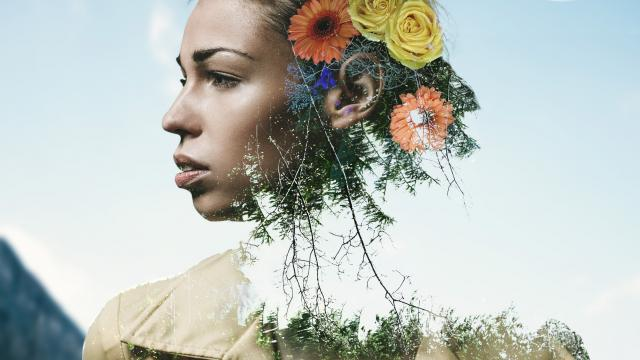 Tutorial: How to Create a Double Exposure Portrait with Photoshop