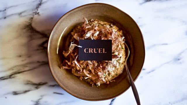 Cruel Restaurant Branding