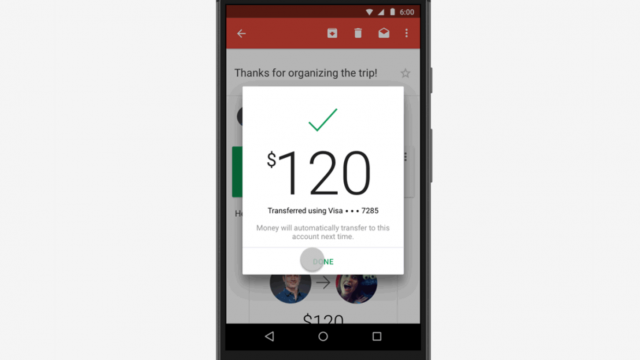 Weekly Roundup: Send Money with Gmail on Android, Apply to YC and More