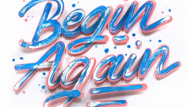 Lettering Experiments with Ricardo Gonzalez