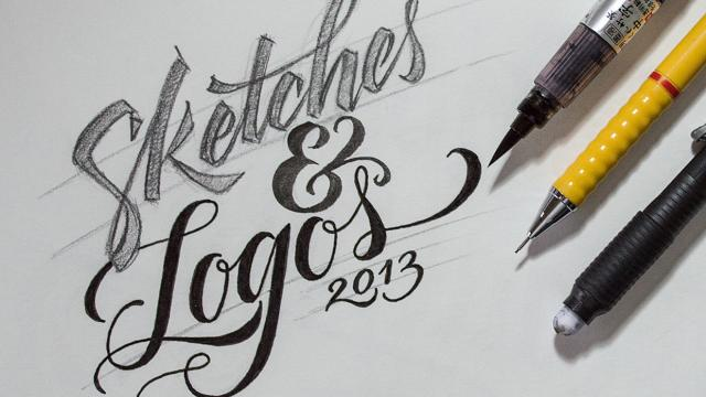 Sketches & Logos by Jackson Alves