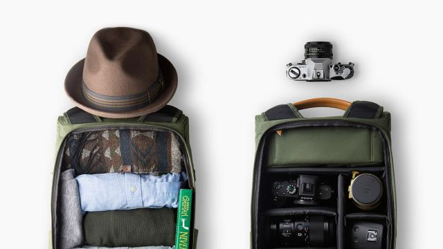 Product Design: VINTA Backpack