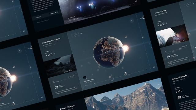 'Ultimate Digital Inspo', a repository of Web & UI Layouts