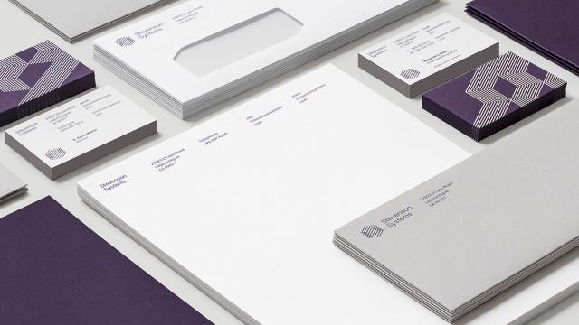Stevenson Systems - Branding
