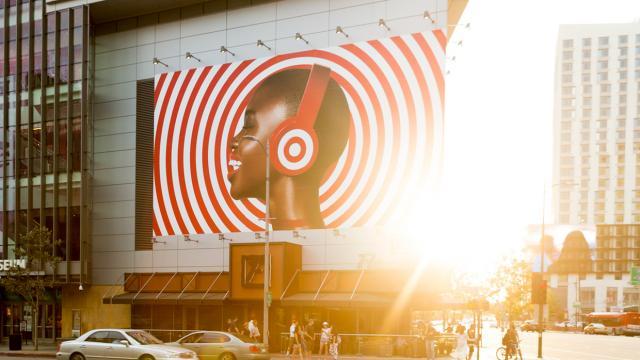 2015 Target Branding by Allan Peters