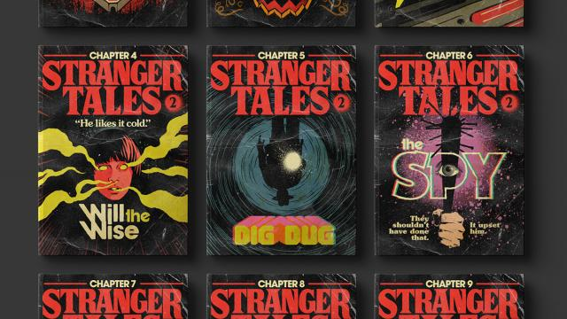 Illustration & Graphic Design: Butcher Billy's Stranger Tales: S2