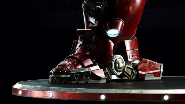 Super Detailed 3D Character Design - Iron Man Armor Mark XLIV
