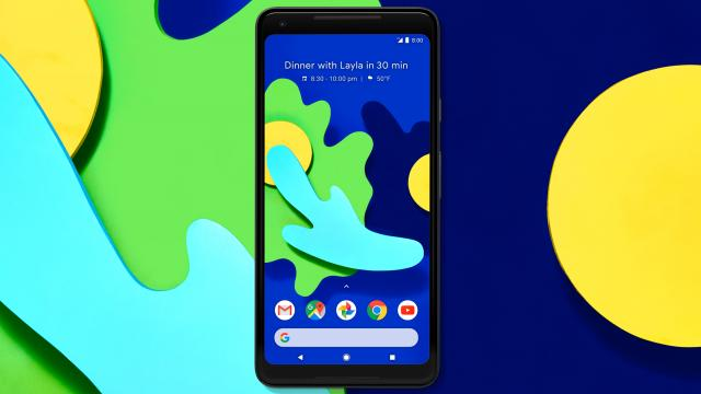 Google Pixel 2 Wallpapers by Leta Sobierajski & Wade Jeffree
