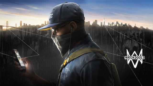 Watch Dogs 2 - Art/Game Direction