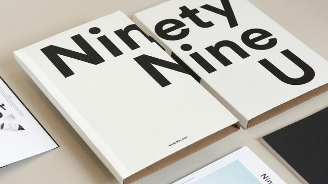 Ninety Nine U magazine - Editorial Design