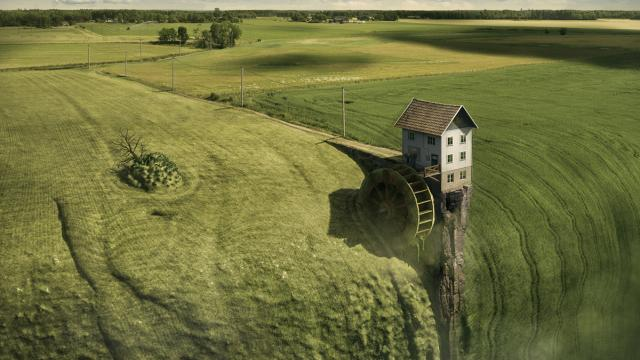 Erik Johansson Recent Work