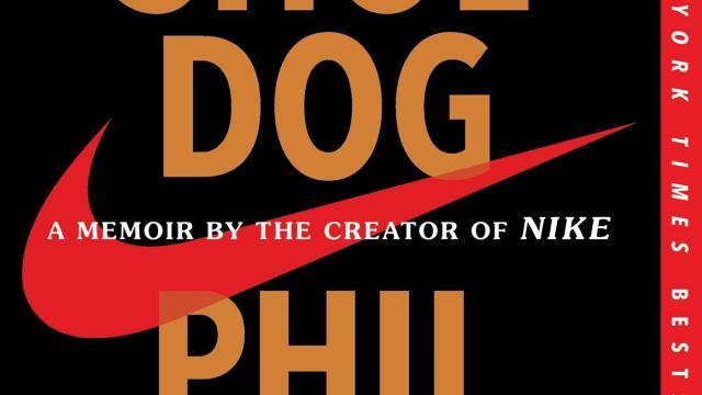Inspiring Books: Shoe Dog: A Memoir by the Creator of Nike
