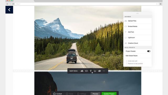 Adobe Portfolio - Case Study