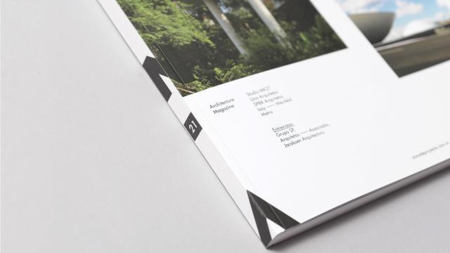 Zona de Proyecto. N21 - Visual Identity