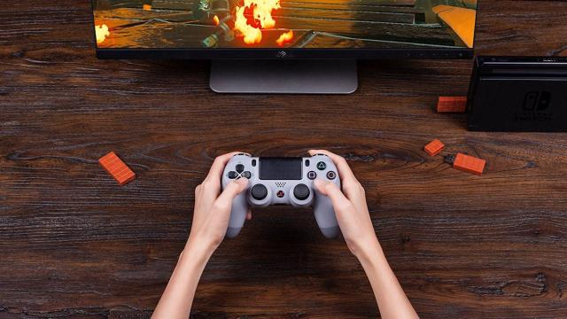 The Perfect Office - 8Bitdo Wireless Bluetooth USB Adapter, Recycled Tire Speaker and more