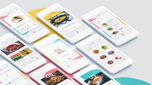 UI/UX & Interaction Design: Meallow App