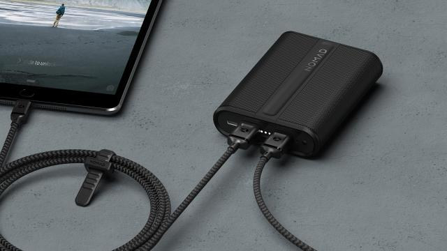 Product Design: Nomad Trackable Powerpack
