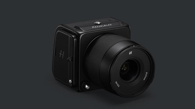 To Celebrate 50 Years on the Moon, Hasselblad introduces the 907X Special Edition. It comes in matte black.