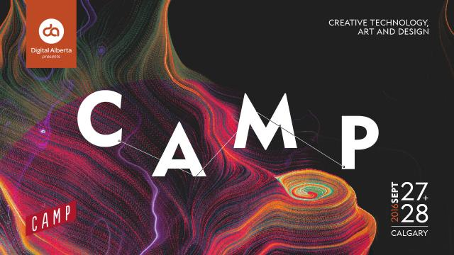 CAMP Festival 2016: Creative Technology, Art and Design