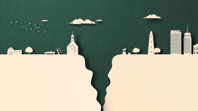 Amazing Paper Cut Illustration Focused on Climate Change