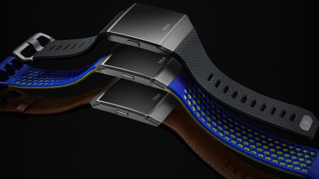Industrial Design: Introducing Fitbit Ionic